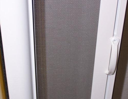 Mosquitera para todo tipo de ventanas ropa de hogar for Puerta mosquitera