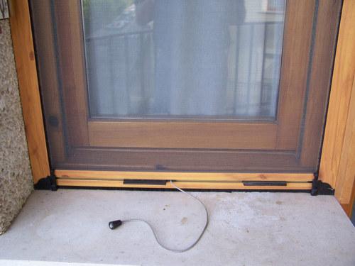 Mosquitera para todo tipo de ventanas ropa de hogar - Como hacer una puerta mosquitera abatible ...