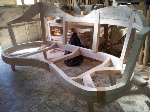 Tapizado de muebles ropa de hogar tapicer as casta o - Muebles para tapizar ...