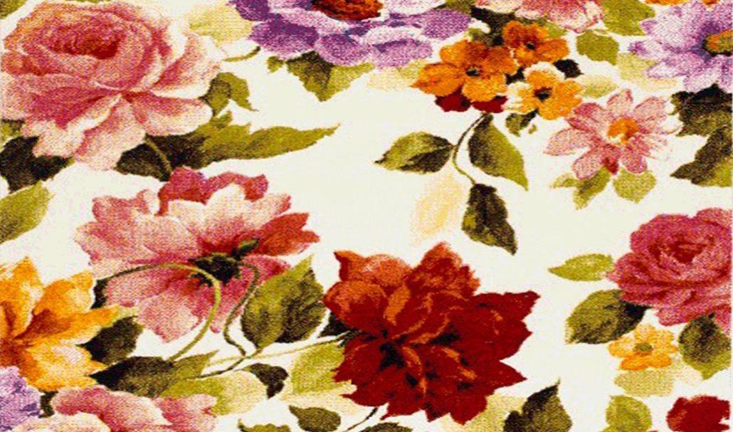 Alfombras con colores fuertes para salones blog for Tapicerias castano