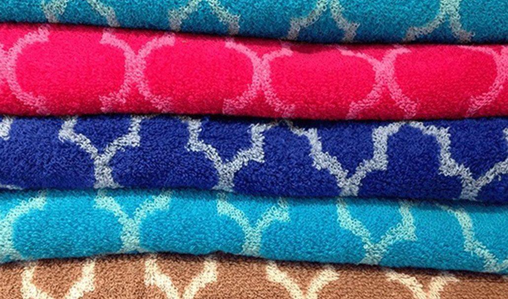 C mo elegir las mejores toallas para su ba o blog for Tapicerias castano
