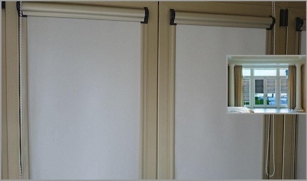 La soluci n para ventanas sin persiana estores fit blog tapicer as casta o ropa para el hogar - Como colocar la cuerda de una persiana ...